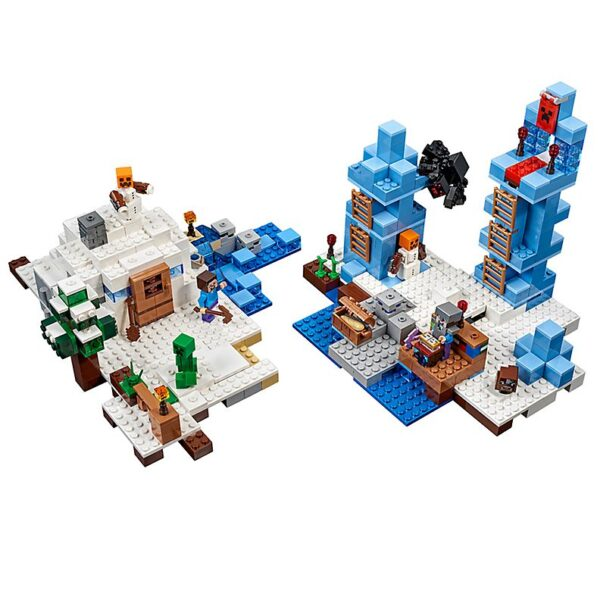 Lego The Ice Spikes-1716