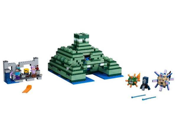 Lego The Ocean Monument