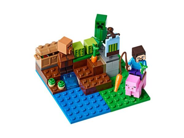 Lego The Melon Farm