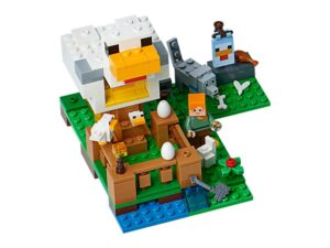 Lego The Chicken Coop-0