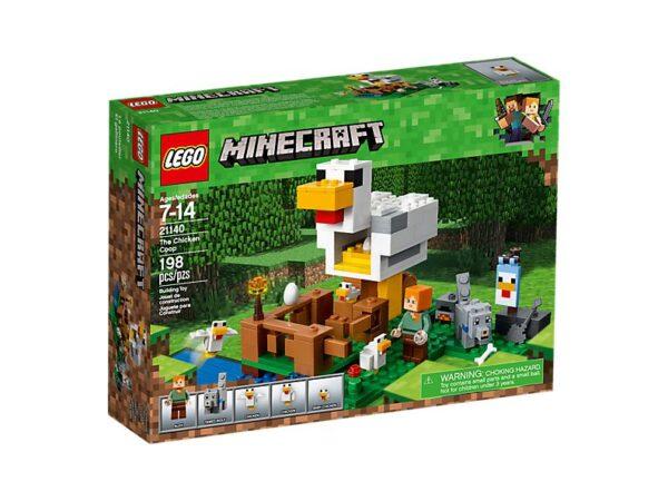 Lego The Chicken Coop