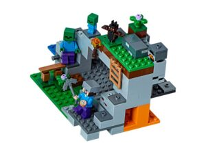 Lego The Zombie Cave-0
