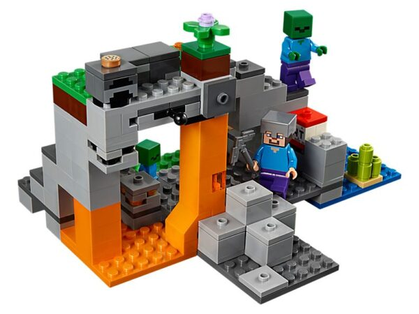 Lego The Zombie Cave-1739