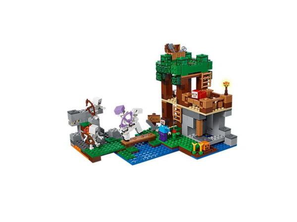 Lego The Skeleton Attack-1748
