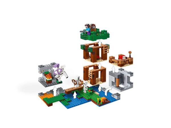Lego The Skeleton Attack-1749