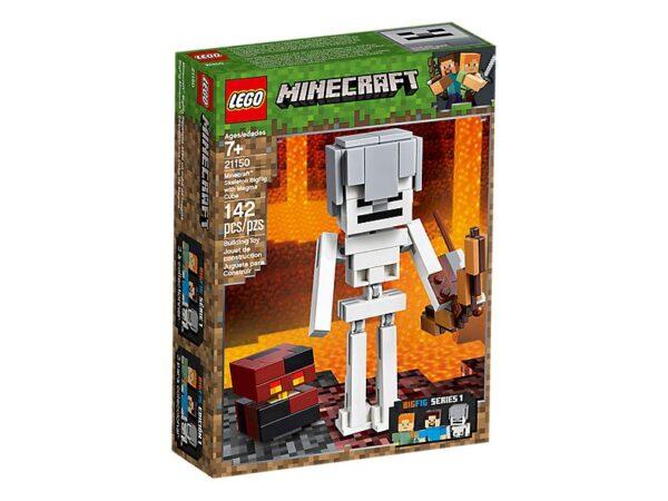 Lego Minecraft Skeleton Big Fig With Magma CU-1762