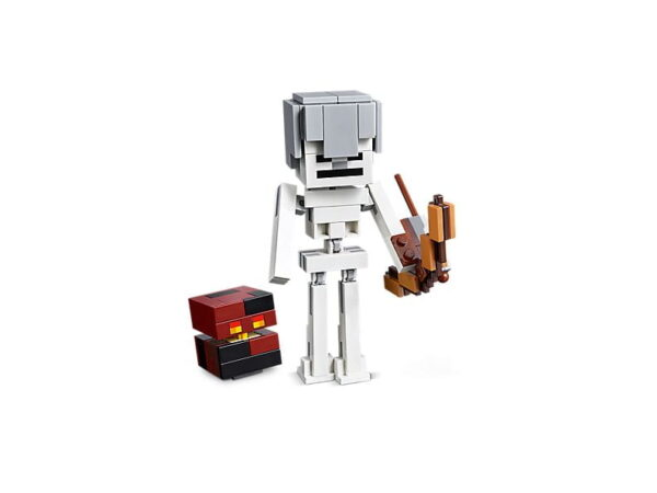 Lego Minecraft Skeleton Big Fig With Magma CU-1763