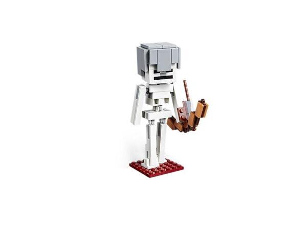 Lego Minecraft Skeleton Big Fig With Magma CU-1764