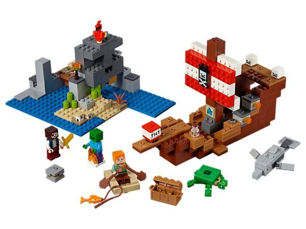 Lego The Pirate Ship Adventure-0