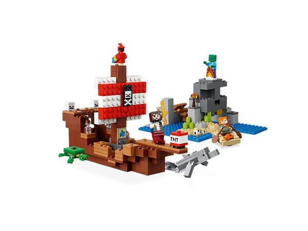 Lego The Pirate Ship Adventure-1773