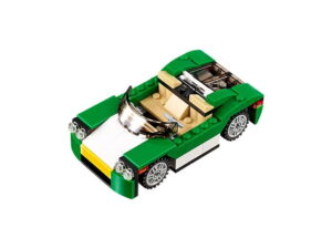 Lego Green Cruiser-0