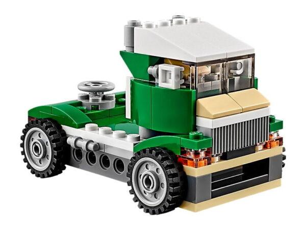 Lego Green Cruiser