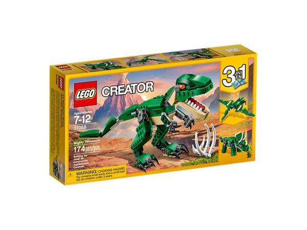 Lego Mighty Dinosaurs-1808