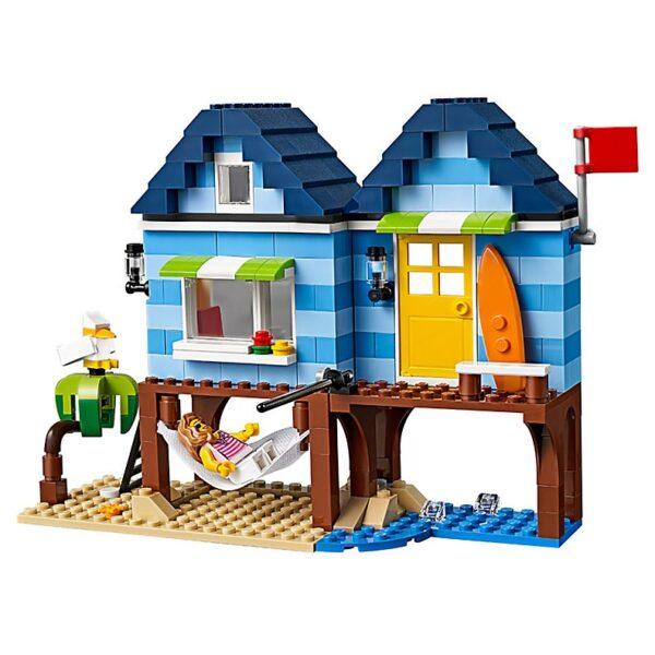 Lego Beachside Vacation
