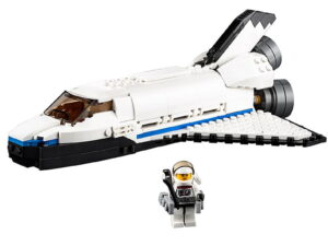 Lego Space Shuttle Explorer-0