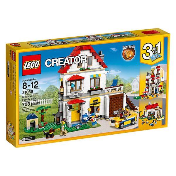 Lego Modular Family Villa-1848
