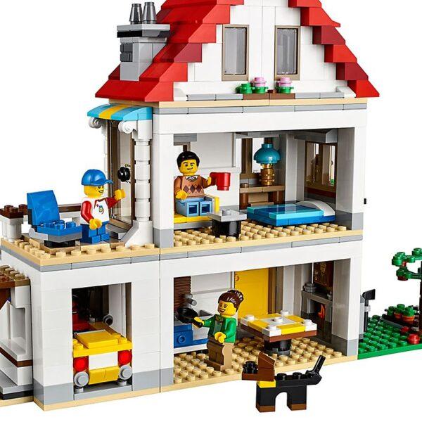 Lego Modular Family Villa-1849