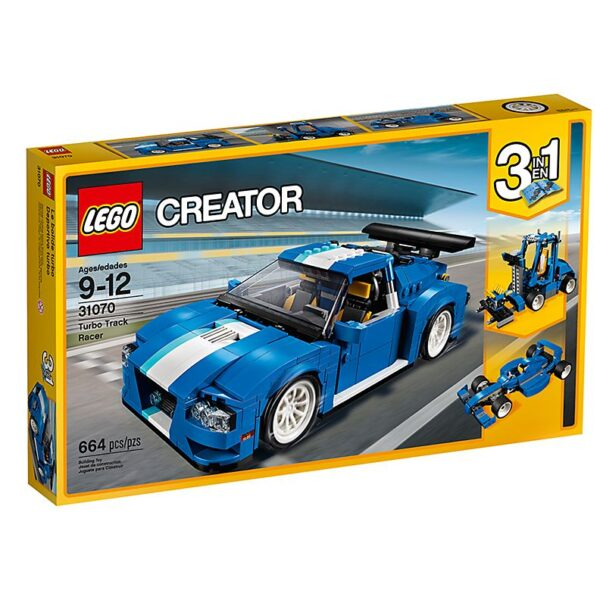 Lego Turbo Track Racer-1853