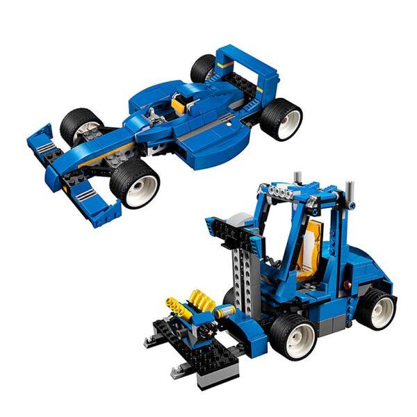 Lego Turbo Track Racer-1855