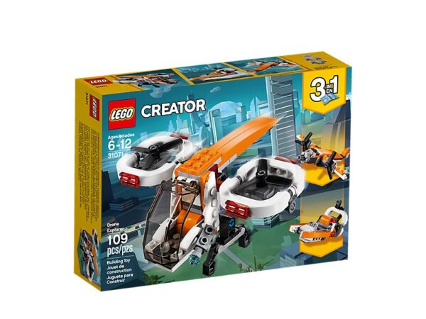 Lego Drone Explorer-1858