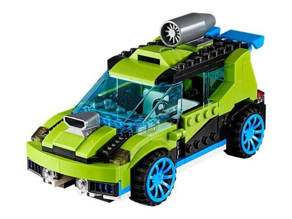 Lego Rocket Rally Car-0