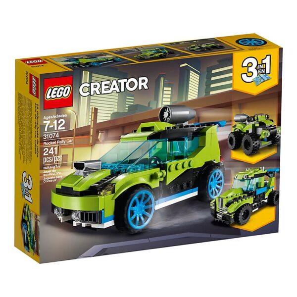 Lego Rocket Rally Car-1873