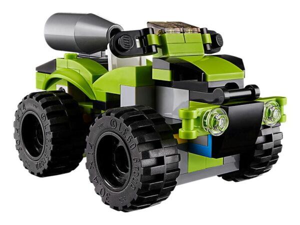 Lego Rocket Rally Car-1876