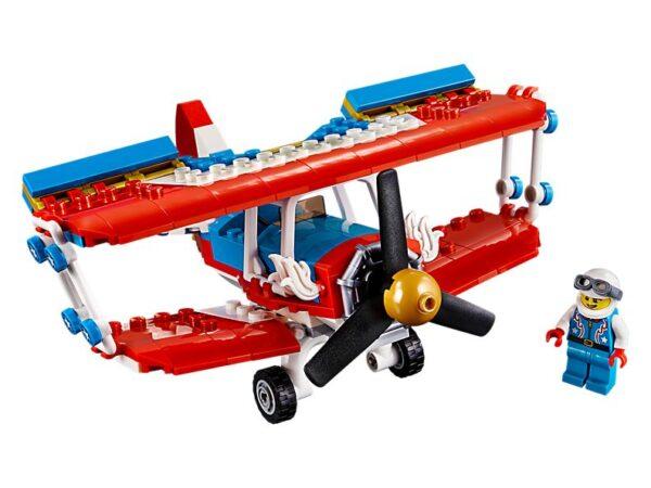Lego Daredevil Stunt Plane-0