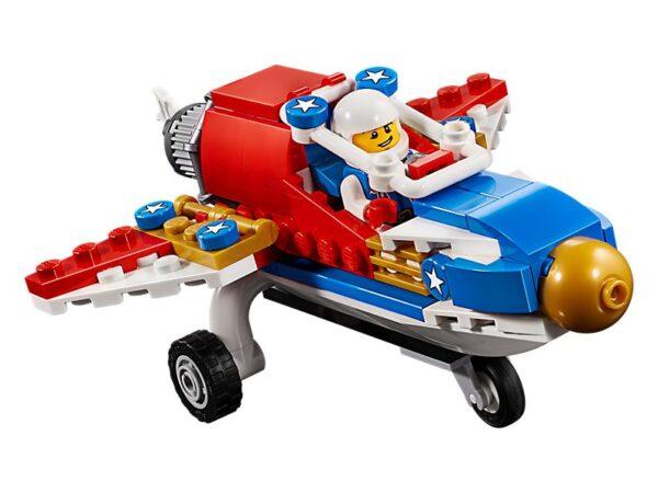 Lego Daredevil Stunt Plane-1887