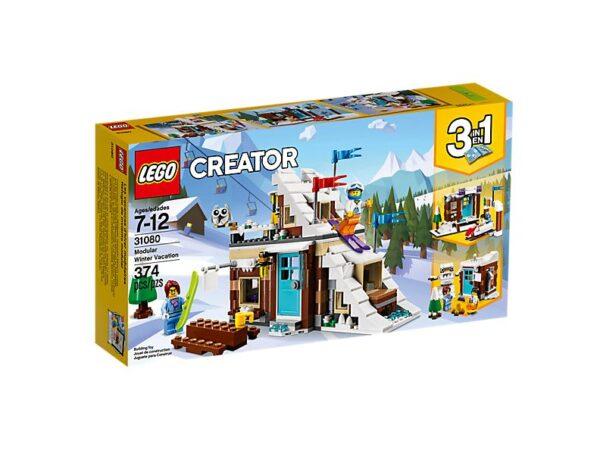 Lego Modular Winter Vacation-1898