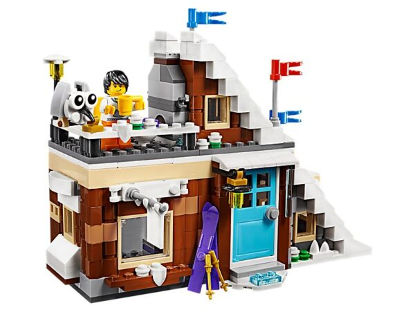 Lego Modular Winter Vacation-1900