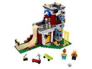 Lego Modular Skate House-0