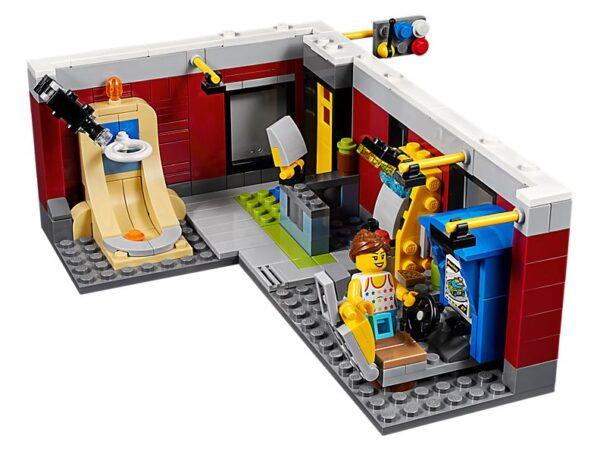 Lego Modular Skate House