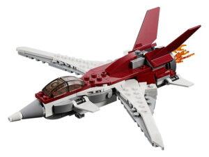 Lego Futuristic Flyer-0
