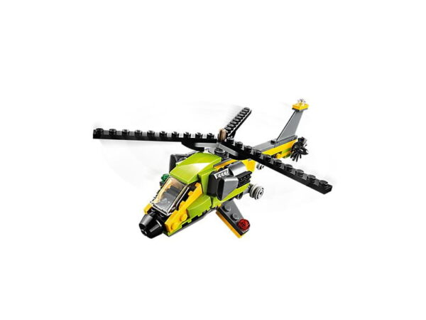 Lego Helicopter Adventure-1931