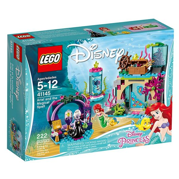 Lego Ariel and the Magical Spell-1949