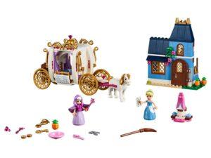 Lego Cinderella's Enchanted Evening-0