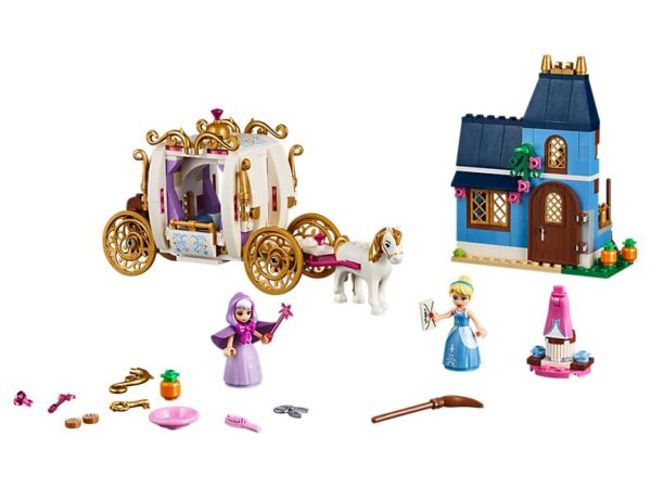 Lego Cinderella's Enchanted Evening-0