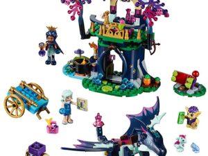 Lego Rosalyn's Healing Hideout-0