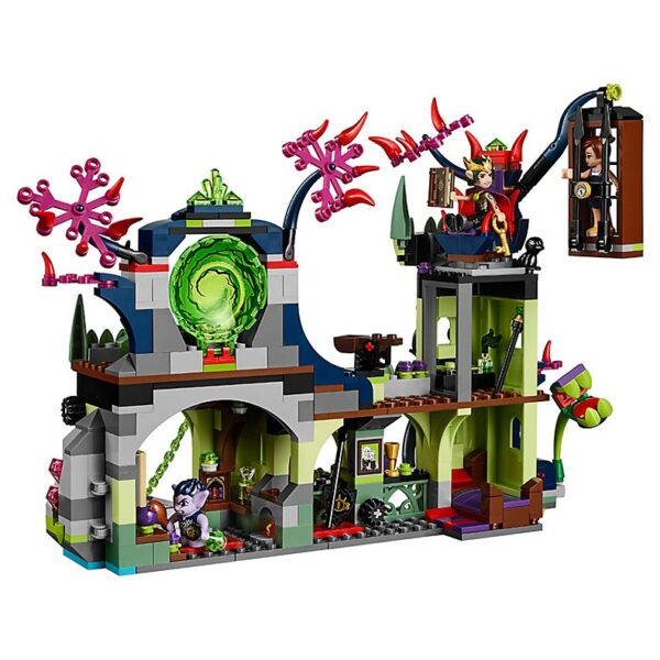 Lego Breakout from the Goblin King's Fortress-1969