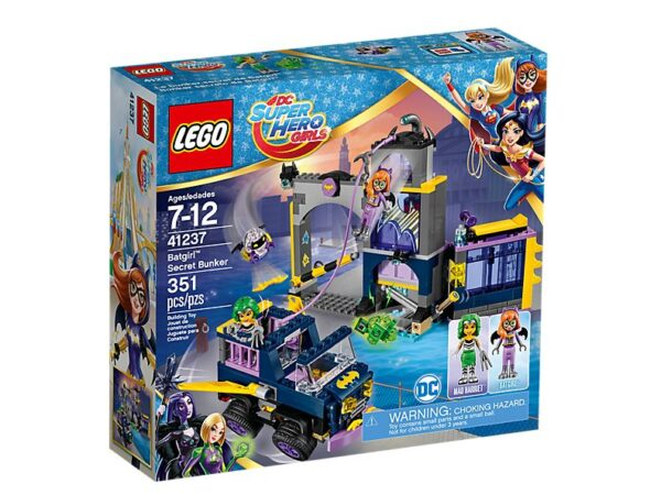 Lego Batgirl Secret Bunker-1977