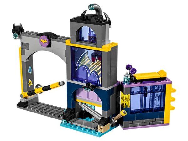 Lego Batgirl Secret Bunker