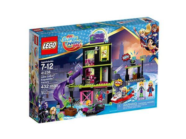 Lego Lena Luthor-1982