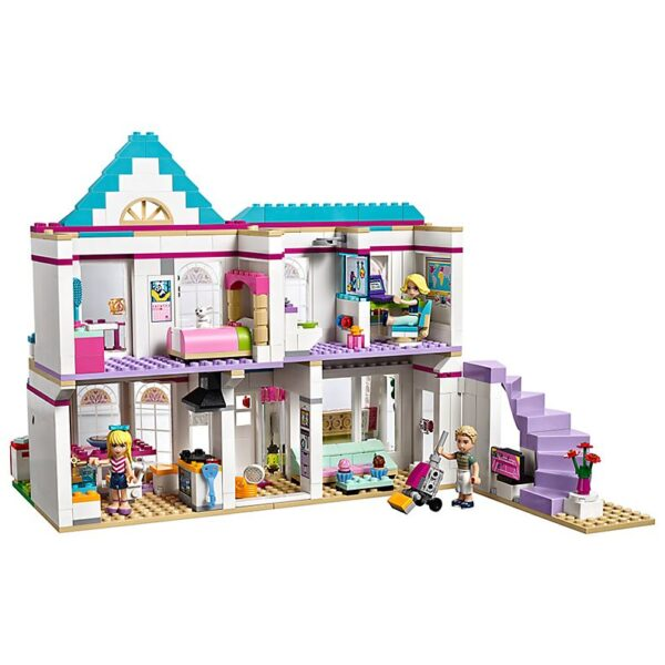 Lego Stephanie's House-2003