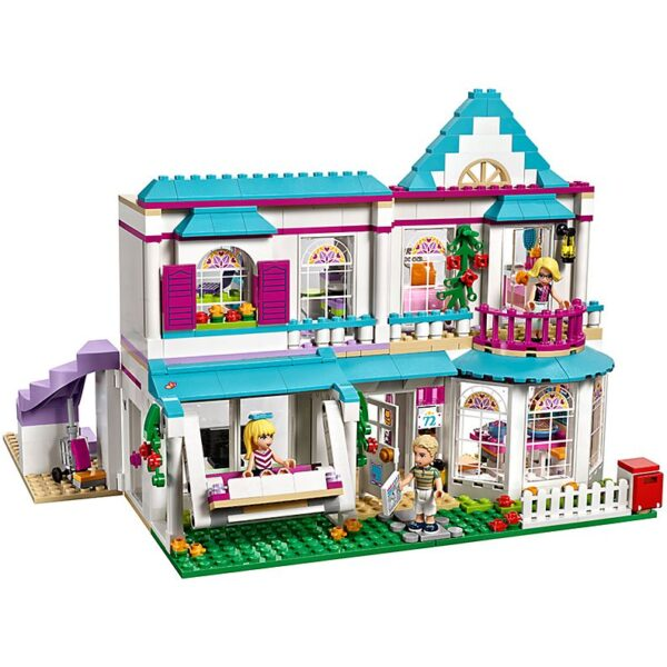 Lego Stephanie's House-2005