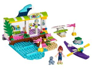 Lego Heartlake Surf Shop-0