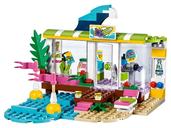 Lego Heartlake Surf Shop-2008