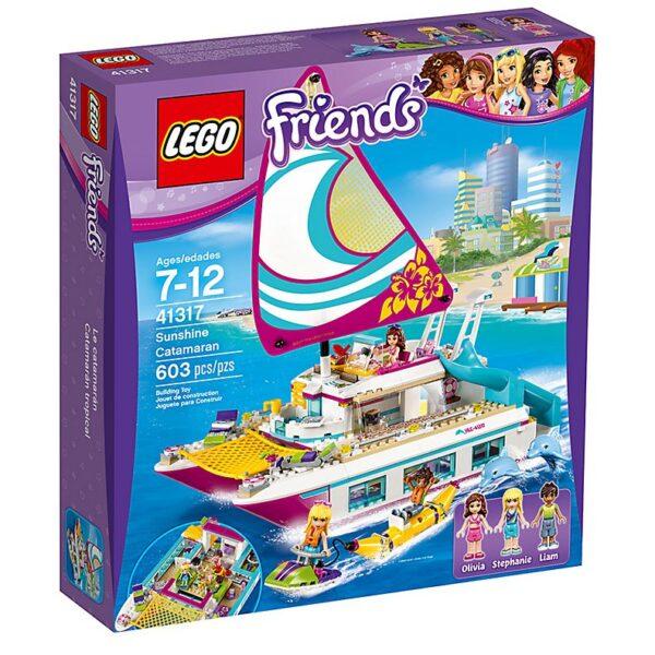 Lego Sunshine Catamaran-2017