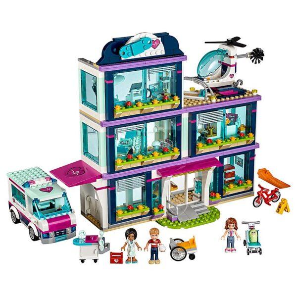 Lego Heartlake Hospital-0