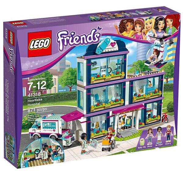Lego Heartlake Hospital-2022